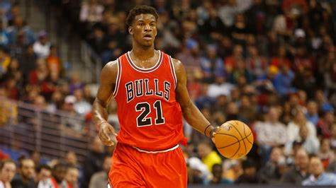 Jimmy Butler On Bulls As Title Contenders