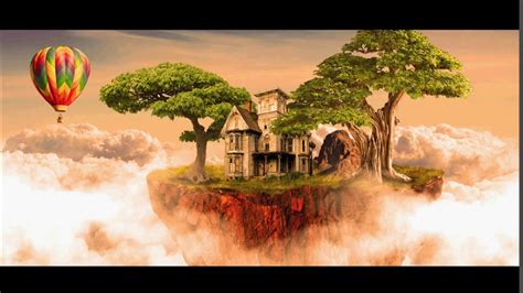 matte painting tutorial photoshop youtube