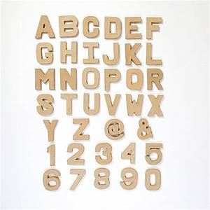 papier paper mache large small letters numbers 205cm With craft numbers and letters