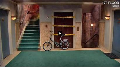 Bang Theory Stairs Staircase Behind Know Before