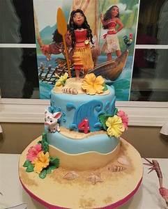 Moana, Sugar Doll - CakeCentral com