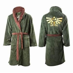 official legend of zelda luxury bath robe merchoid With robe zelda