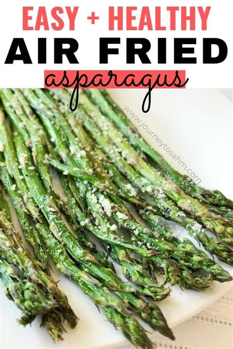 asparagus air garlic fried parmesan recipe