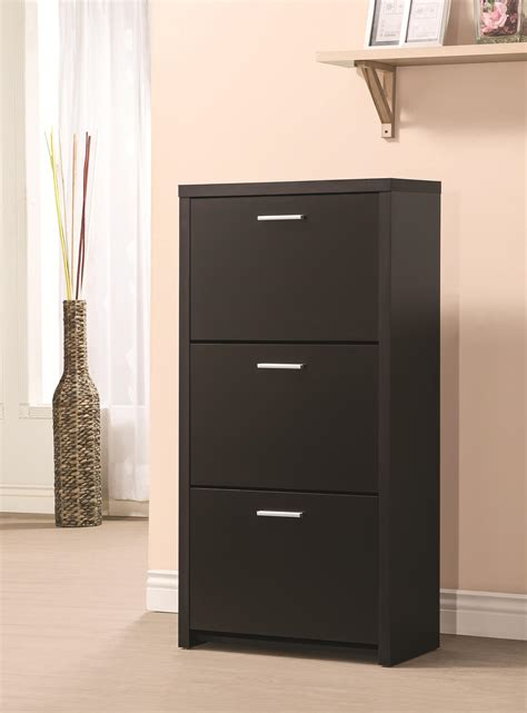 accent cabinets tall  drawer shoe cabinet quality