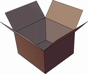 Free Vector Graphic  Package  Empty  Box  Carton - Free Image On Pixabay