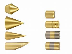 Reinigungsmittel Für Messing : endst cke aus messing f r 12 mm gardinenstangen ~ Markanthonyermac.com Haus und Dekorationen