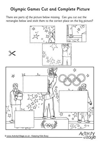 olympic cutting practice