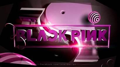 Blackpink Pink Wallpapers Desktop Jover Computer Deviantart