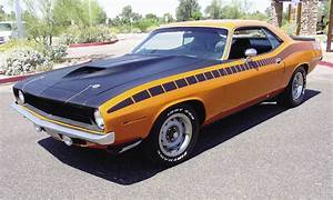 1970 Plymouth Barracuda - Overview