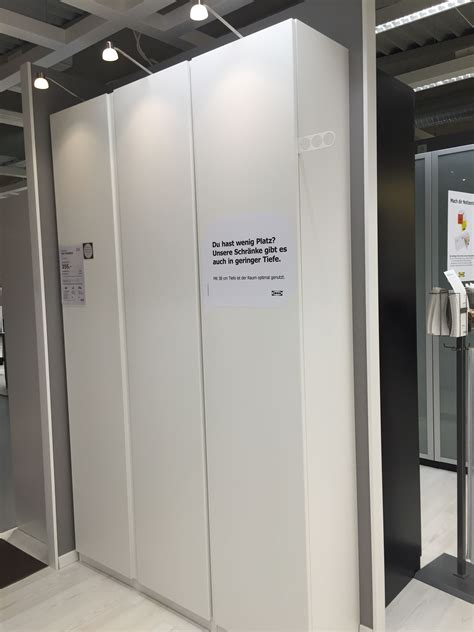 Ikea Schrank Pax Türen by Schrank Ikea Pax Mit T 252 Ren Vikanes Keine Griffe Notwendig