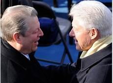 Clinton and Gore Still the odd couple POLITICO