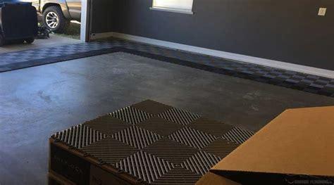 another great garage floor tile project garage flooring llc