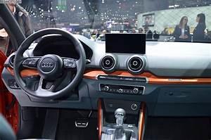 Audi Q2 Interieur : 2016 audi q2 autos post ~ Medecine-chirurgie-esthetiques.com Avis de Voitures