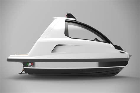 Mini Jet Boat Instagram by Jet Capsule Mini Jet Yacht Hiconsumption