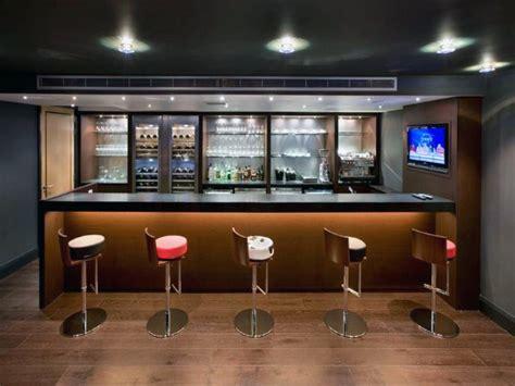 Home Bar Colors by 70 Home Basement Design Ideas For Masculine Retreats