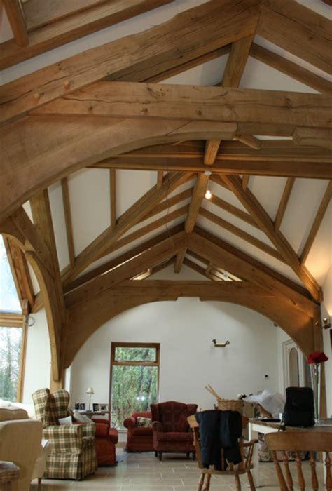 oak frames roofs roof design by broadleaf timber