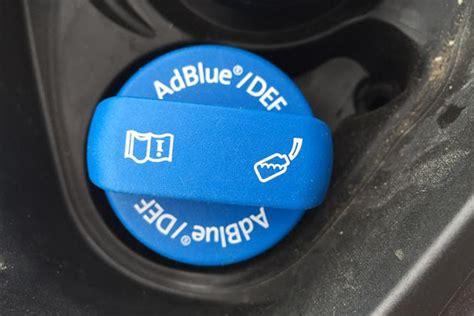 adblue     diesel car   parkers