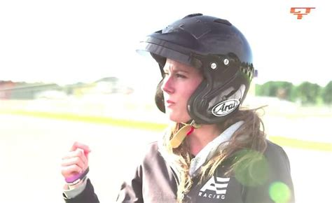 meet  grand tours  driver british gt racer abbie