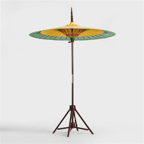 thai patio outdoor umbrella stand world market