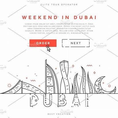 Dubai Emirates Arab Weekend Creativemarket перейти