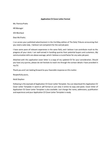 15163 simple cover letter sles resume vitae sle for sales bongdaao