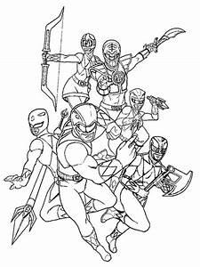 Malvorlagen Fur Kinder Ausmalbilder Power Ranger