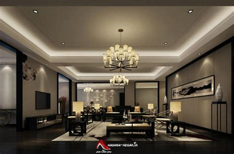 Lighting : ۴۵ عکس نورپردازی و نورمخفی طراحی داخلی و دکوراسیون ( دور