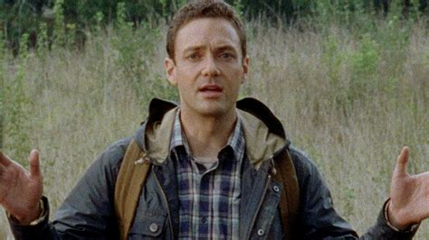 ross marquand walking dead impressions the walking dead s ross marquand is scary good at