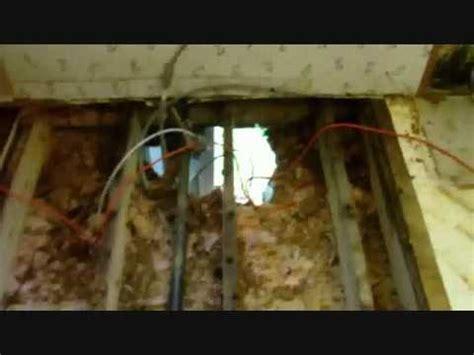 ripping   rotten floor youtube