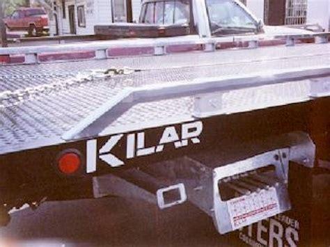 kilar beds truck