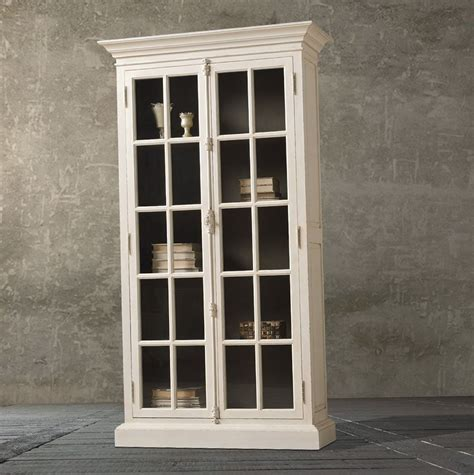White Bookcases With Glass Doors by Antique White Bookcase With Glass Doors Reading Space