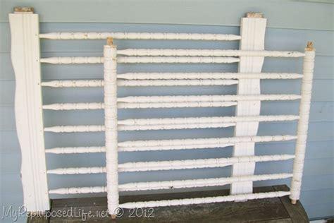 repurposed crib  plate rack  repurposed life rescue  imagine repeat