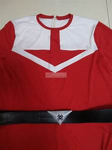 Inseam Size Chart Custom Cheap Power Rangers Time Force Red Pink Yellow