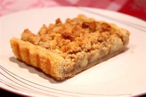 dessert pour 12 personnes tarte aux pommes 224 la cr 232 me de marron et crumble pour ceux qui aiment cuisiner