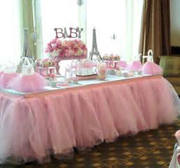 rental tablecloths tutu table skirt custom made wedding birthday baby shower