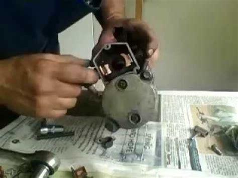 toyota runner  starter removal  solenoid