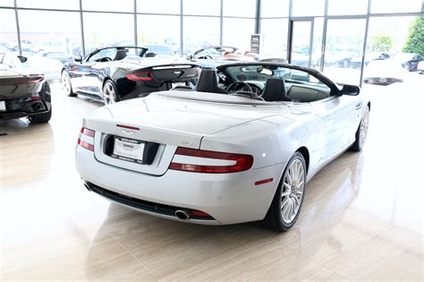 aston martin db volante stock pca  sale