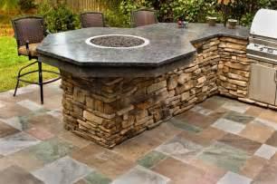 outdoor kitchen countertops ideas the world s catalog of ideas