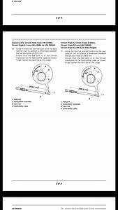 Adjustment Of The Gear Shift Linkage