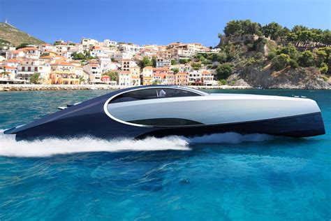 tub boat price bugatti s 4 million yacht has a and pit