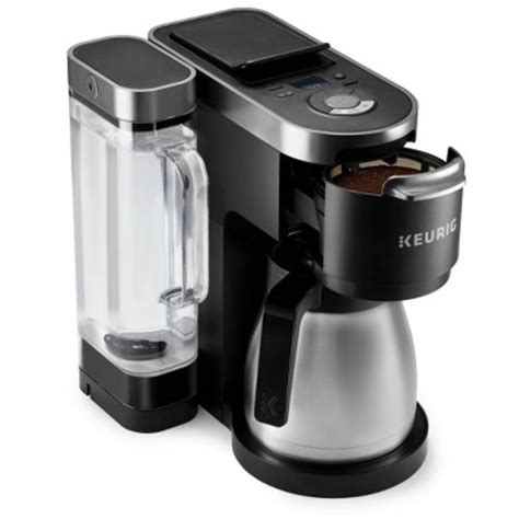One of the most popular products is the keurig, a machine that's not only easy and efficient but also manages to produce a decent cup of. Keurig K-Duo Plus Single Serve & Carafe Coffee Maker 611247379820 | eBay