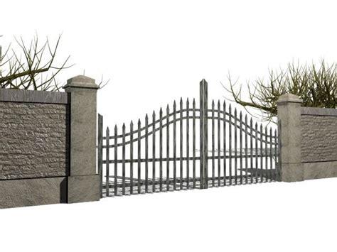 Free Fence 3d Model