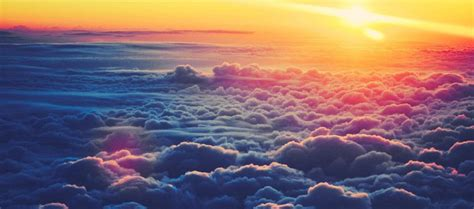 Above The Clouds Facebook Cover