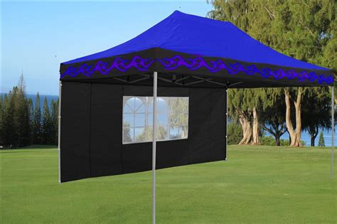 flame pop  tent canopy  colors