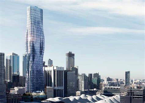 premier tower melbourne skyscraper apartment linq property