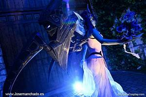 Ghost Bride Morgana Cosplay from League of Legends by ...