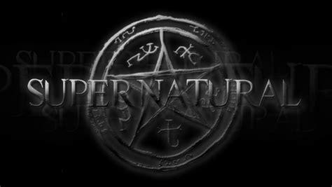 supernatural logo supernatural symbol meaning history