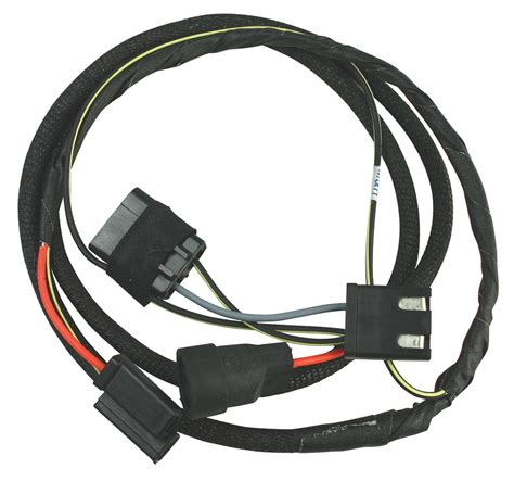 1966 Chevelle S Engine Harnes Diagram by M H Chevelle Kickdown Harness Th400 Fits 1966 67 Chevelle