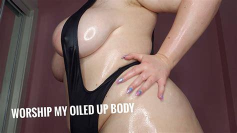 Gwen Adora Bbw Body Worship Big Ass Big Boobs Oil Fetish