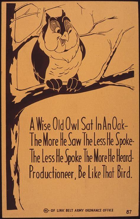 filea wise  owl sat   oak